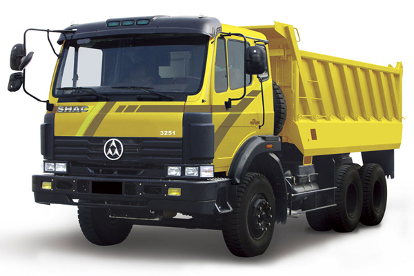 6- Tipper-  six Wheel Heavy-Duty